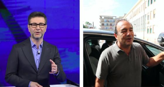 Rai: Fazio invita il sindaco di Riace, Mimmo Lucano. Insorge la Lega