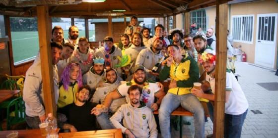 Serie C1 - Prima vittoria per la cadetta gialloverde che a Biella ha battuto Rivoli 29-5