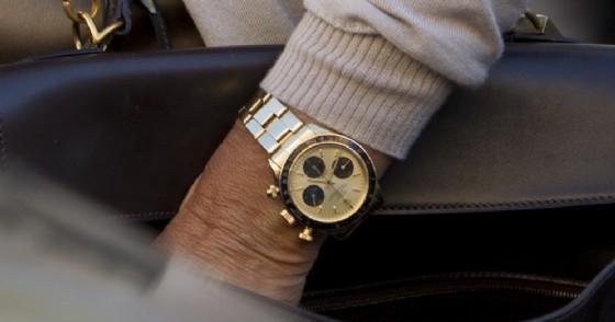 Orologio Rolex da polso - Immagine di repertorio