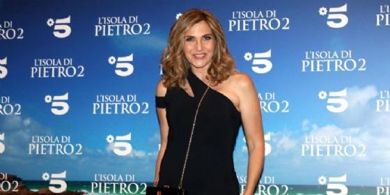 La showgirl 53enne Lorella Cuccarini