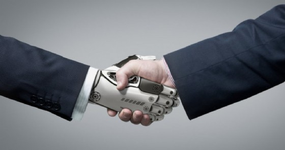 Robot e lavoro in Italia: le aziende dicono sì all'intelligenza artificiale