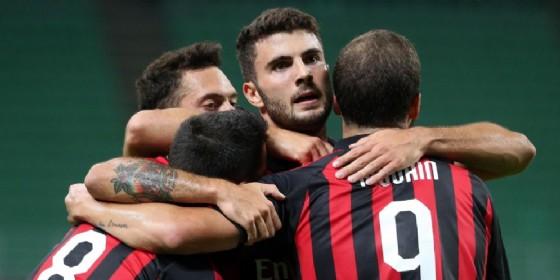 Il Milan si appresta ad affrontare il Betis Siviglia a San Siro