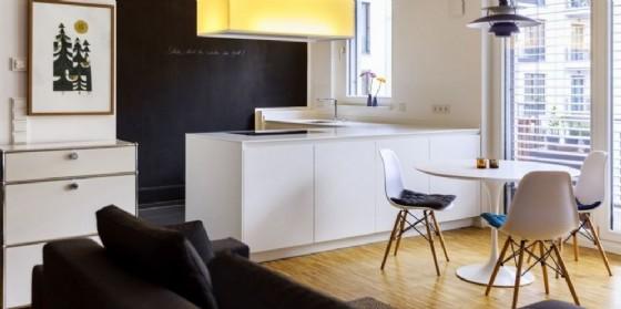 Idee per ottimizzare una mini cucina
