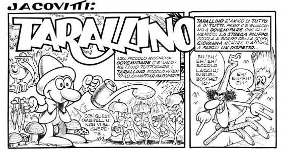 «Tarallino»