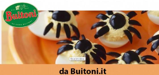 Le uova proposte da Buitoni