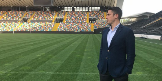 Udinese, Velasquez: «Il nostro pensiero è a Genova, con l'obiettivo di fare punti»