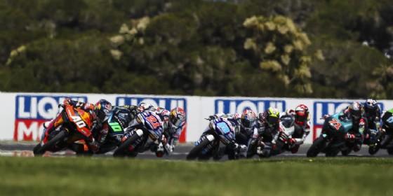 #AustralianGP: podio Diggia, allungo Martin