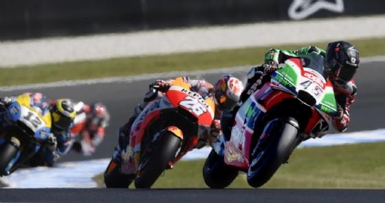 Aleix Espargaró, bel nono posto nel GP di Australia