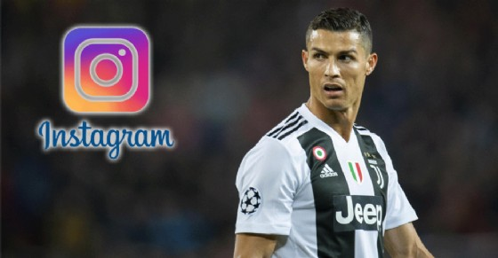 Cristiano Ronaldo è la persona più seguita al mondo: nessuno come CR7 su Instagram