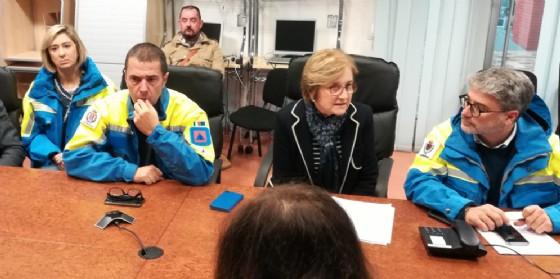 Emergenza meteo, Ciriani: «Presenti con interventi e monitoraggio costanti»