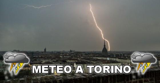 Dopo la tregua, torna la pioggia: in arrivo una settimana di maltempo a Torino