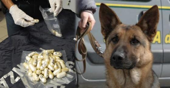 A Porta Nuova con 104 ovuli di eroina e cocaina: fermato con 1 kg di droga nel bagaglio