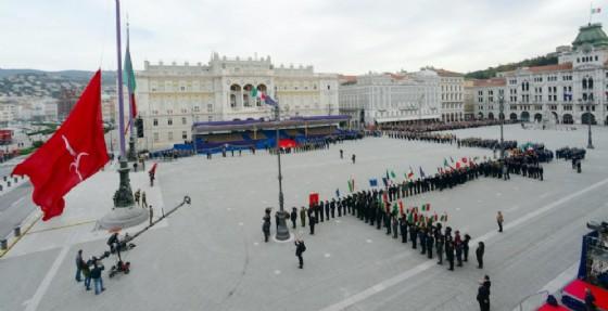 4 novembre, Fedriga: «La grandezza di Trieste è figlia di una storia complessa»