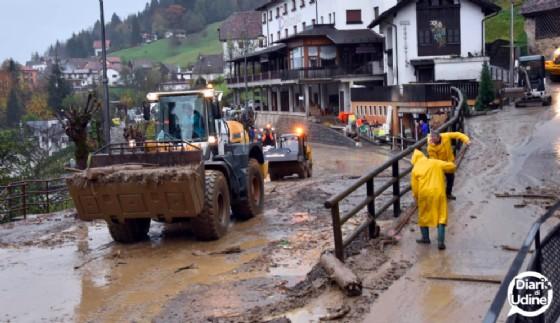 Progetto Fvg chiede la nomina di un commissario per le zone colpite dal maltempo