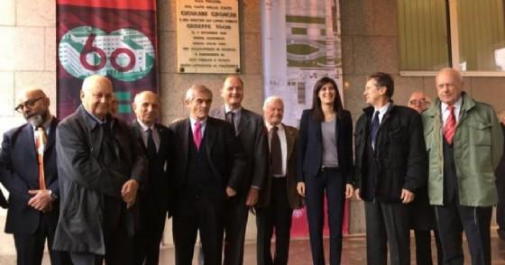 Sessantesimo anniversario dell'inaugurazione della sede di corso Duca degli Abruzzi