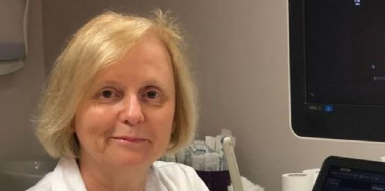 Elsa Viora, direttore del servizio Ecografia ostetrica ginecologica e diagnosi prenatale del Sant'Anna