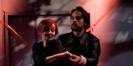 Un autunno di fuoco: Milena Vukotic e Maximilian Nisi in Fvg