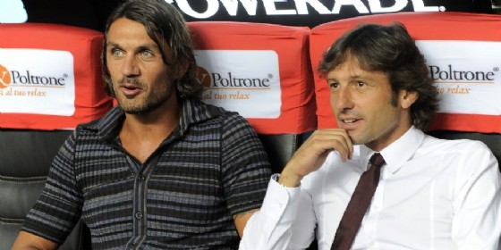 Paolo Maldini e Leonardo: a loro il compito di rinforzare l'organico del Milan