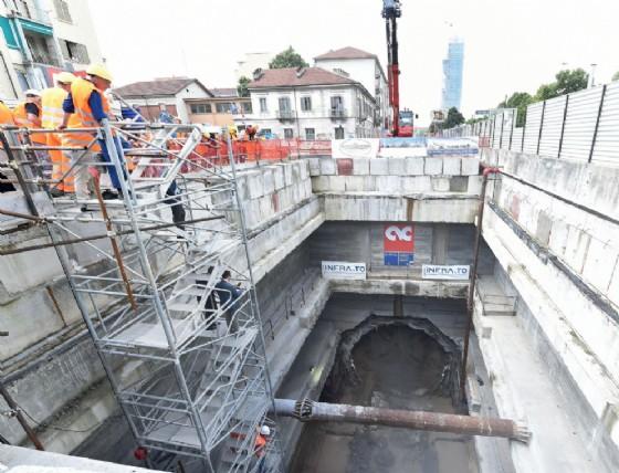 Metropolitana Lingotto-Bengasi, il cantiere infinito: la fine dei lavori slitta al 2021?