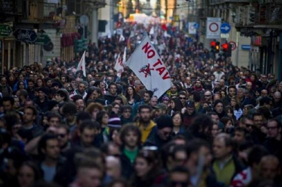 La risposta «No Tav» non si fa attendere: l'8 dicembre manifestazione a Torino
