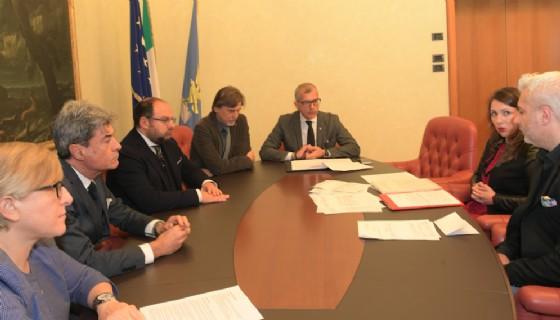 Petizione 'No ad annessione del Goriziano a Trieste' presentata in Regione
