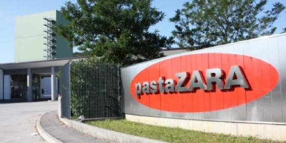 Lo stabilimento di Pasta Zara acquistato da Barilla