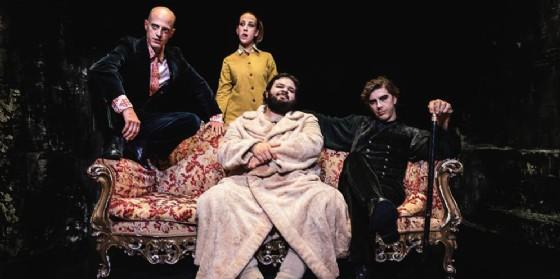 Il diavolo... il Maestro e Margherita a teatro
