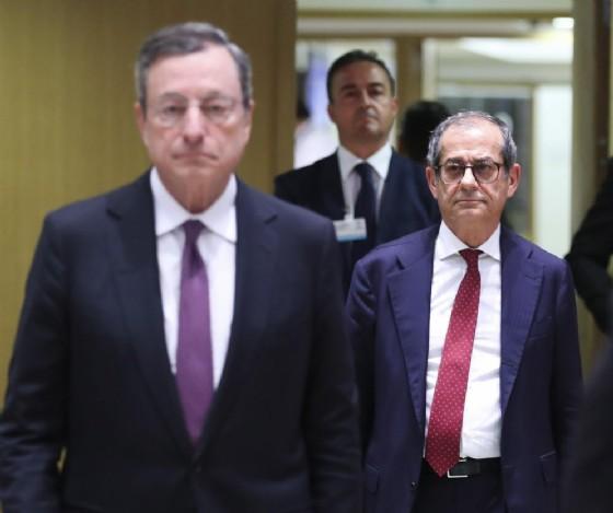 Il monito di Draghi: