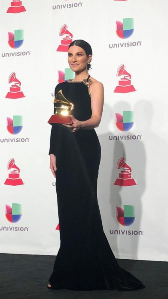 Laura Pausini, i Latin Grammy Awards 2018 sono un trionfo