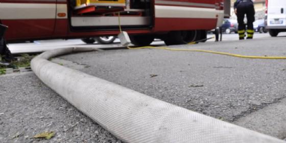 Chiavazza: fuga di gas allarma i residenti in via Coppa