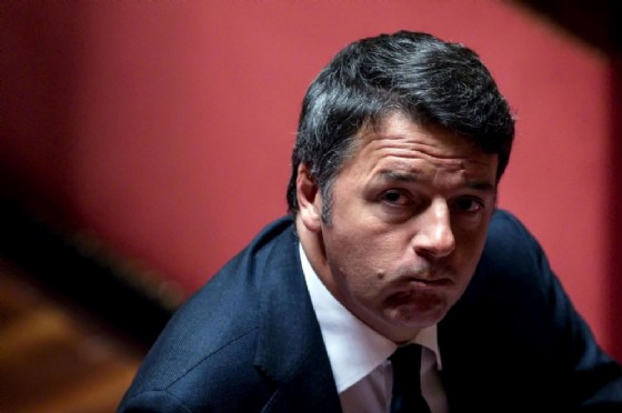L'ex segretario Pd Matteo Renzi
