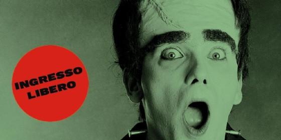 Frankenstein, che meraviglia: appuntamento alla Cappella Underground