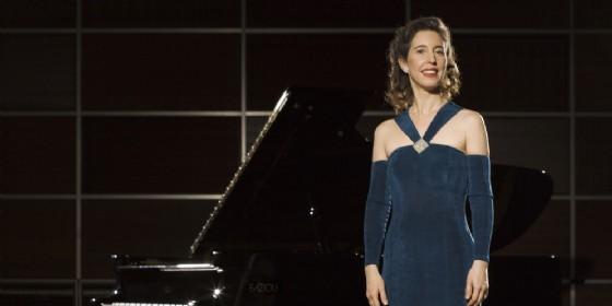 Angela Hewitt nella Stagione del Perosi