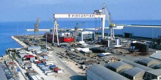 Alla Fincantieri inaugurato il cantiere della nave da crociera più grande mai costruita in Italia