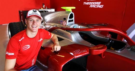 Auto, Mick Schumacher in F2: