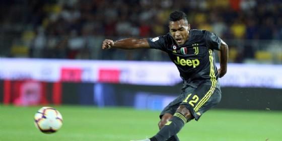 Alex Sandro, terzino brasiliano della Juventus