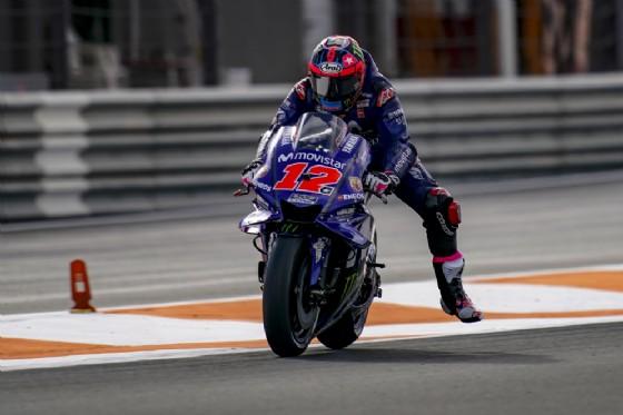 Maverick Vinales, Jerez Test