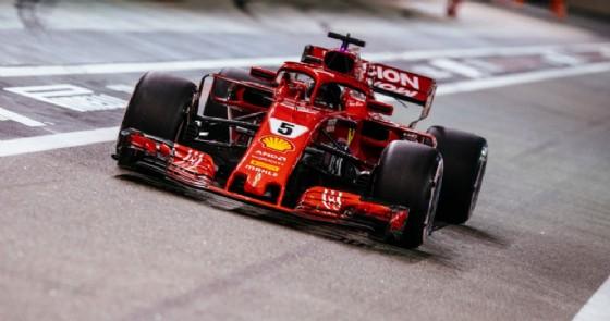 La Ferrari diventa Scuderia Mission Winnow
