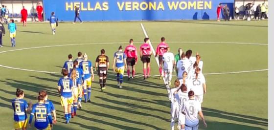 Il Tavagnacco esce sconfitto dal campo dell'Hellas Verona