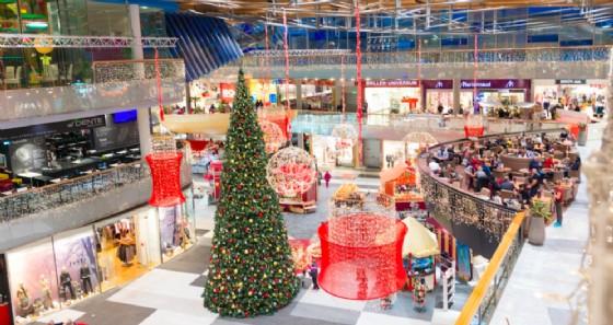 Suggestioni natalizie e tante idee regalo all'Atrio di Villach