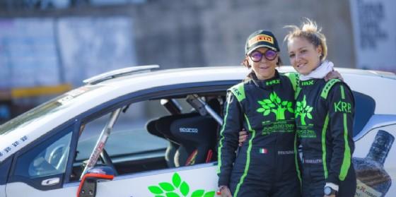 Patrizia Perosino torna al Rally di Monza con le insegne del Fondo Edo Tempia