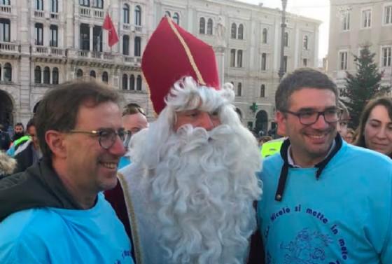'San Nicolò si mette in moto': tradizione rispettata a Trieste