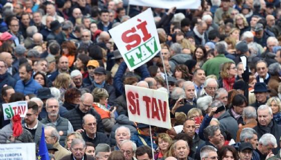 Si Tav: a Torino l'Italia delle imprese, c'è anche l'Unione Artigiani