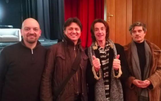 Alberto Fortis chiude alla grande la prima edizione di Cormons Pop