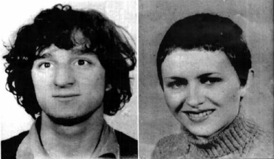 Nadine Mauriot e Jean Michel Kraveichvili, la coppia di giovani francesi ultime vittime del mostro di Firenze