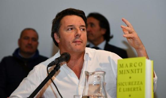 L'ex premier ed ex segretario del Partito democratico, Matteo Renzi
