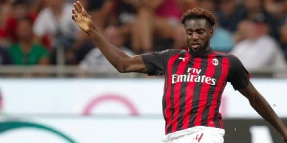 Il centrocampista francese del Milan Bakayoko
