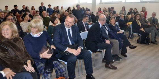Inaugurata ieri lunedì 3 dicembre la nuova sede dell' ITS TAM