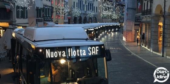 Saf, 21 nuovi bus ecologici a servizio della città