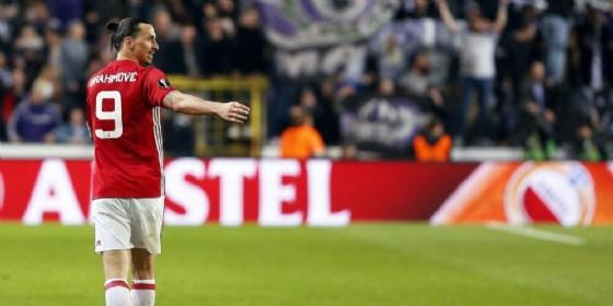 Zlatan Ibrahimovic, 37 anni compiuti lo scorso 3 ottobre